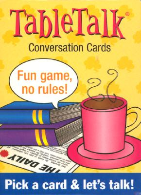 Tabletalk Conversation Cards By Inc. U S. Games Systems